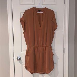 Banana Republic Dress in Burnt Orange size 10